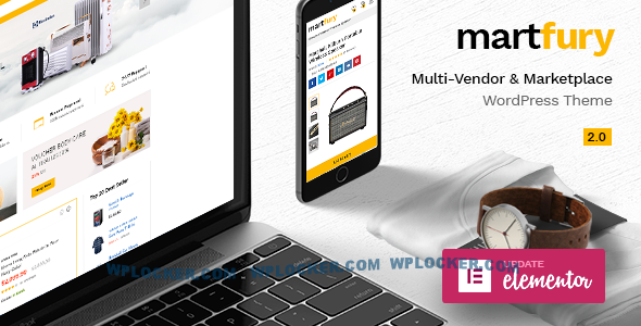 Martfury v2.5.2 – WooCommerce Marketplace Theme
